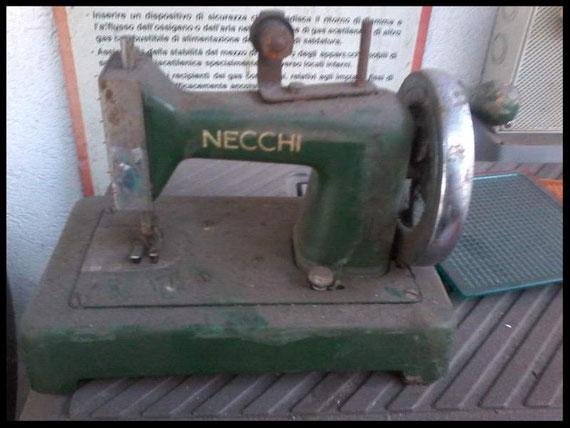 Necchi - TSM - green