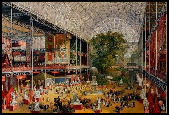 Exhibition interior