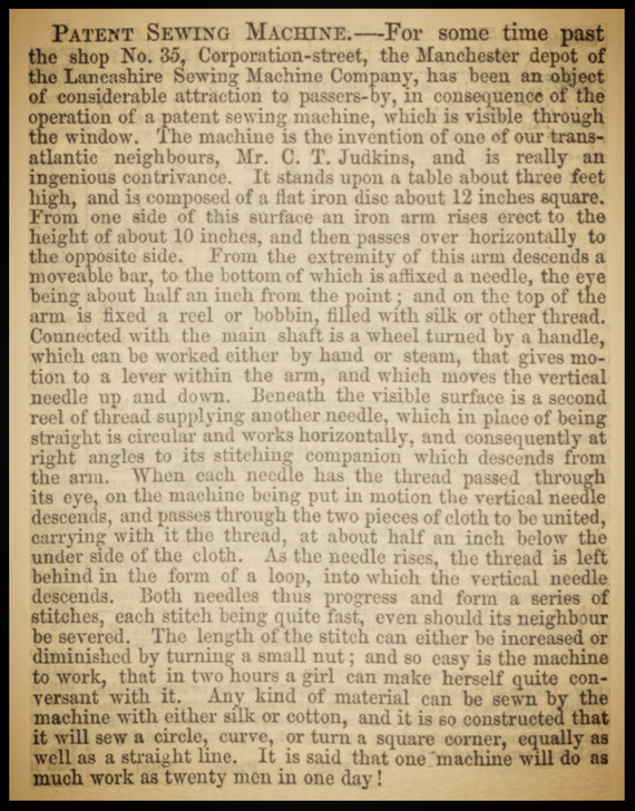 Manchester Courier - 22 October 1853