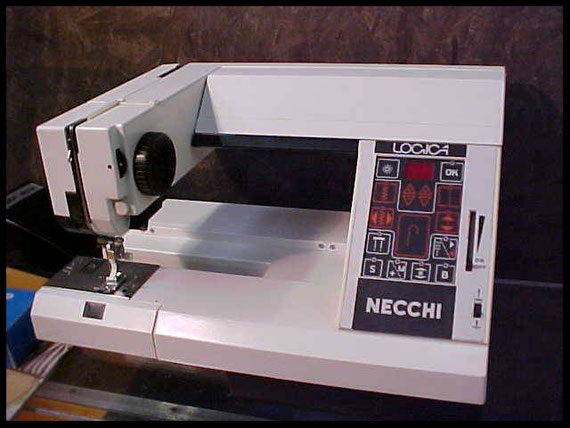 "Necchi  "" LOGICA 592 """