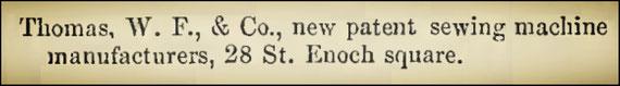 1857-8  Glasgow Directory