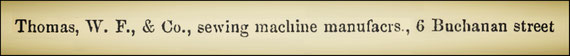 1856-7  Glasgow Directory