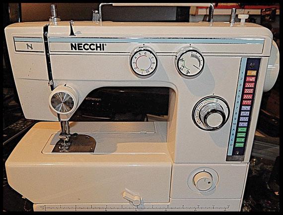 """Necchi  """" Model 537  FA """""""