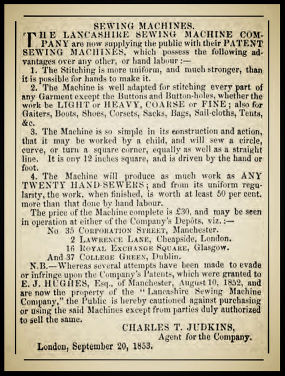 Glasgow Herald - 21 October 1853