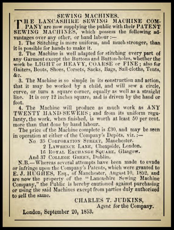 Glasgow Herald - 21 October 1853