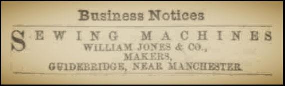 The Ashton Weekly Reporter - Saturday 20 April 1867