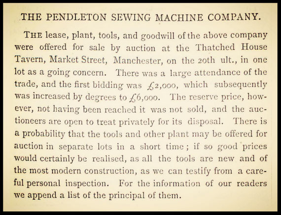 March 1877  The Sewing Machine Gazette