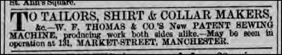 Manchester Times - 19 January 1856