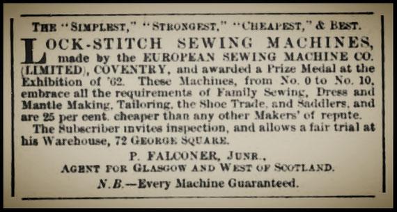Glasgow Morning Journal - 27 April 1865