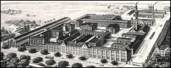 1913 Berlin Werkzeugmaschfabrik L. Loewe AG