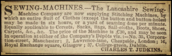 Manchester Courier - 21 January 1854
