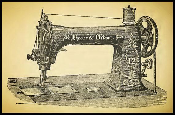 1887 - No. 12 -  The Sewing Machine Gazette