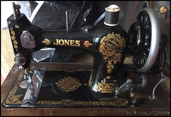 Jones serial number B 622.510