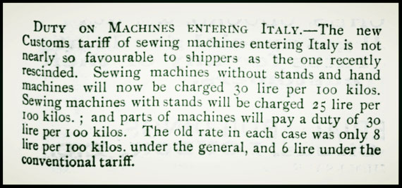 1888 April - Sewing Machine Gazette