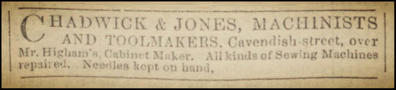 The Ashton Weekly Reporter - Saturday 24 March 1860
