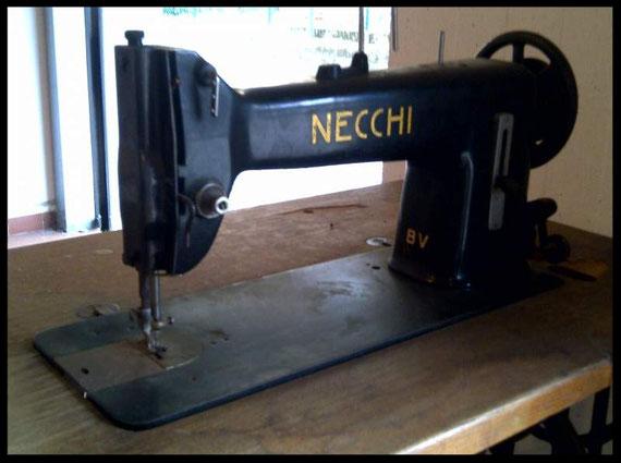 """Necchi  """" BV """""""