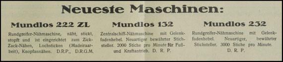 1929   Advertisement