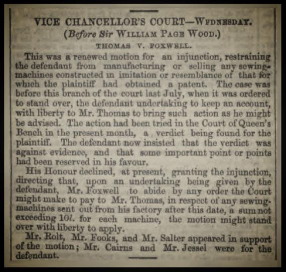 London Evening Standard - 17 December 1857