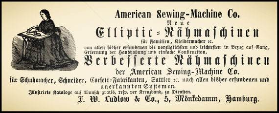1865 Advertisement