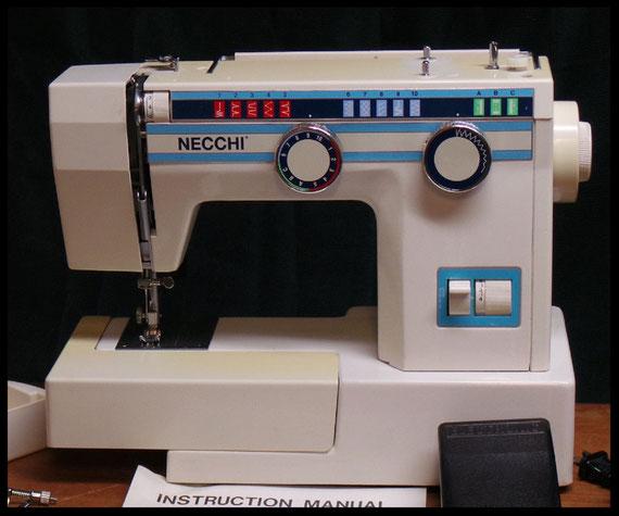 "Necchi   "" Model  3537 """