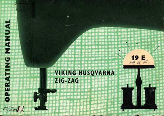 Husqvarna Viking  19 E