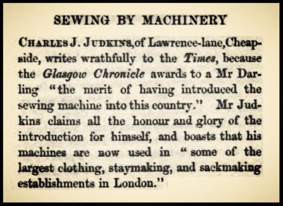 Kings County Chronicle - 13 July 1853