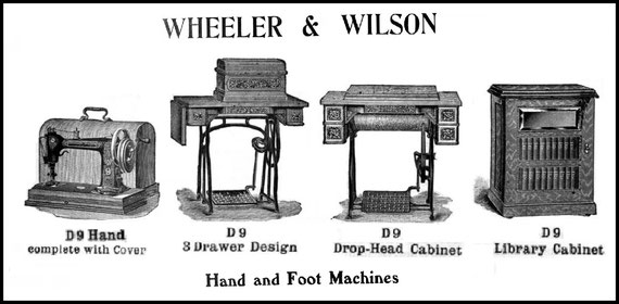 1900 - W&W D9