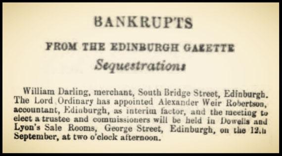 Greenock Advertiser - 6 September 1853