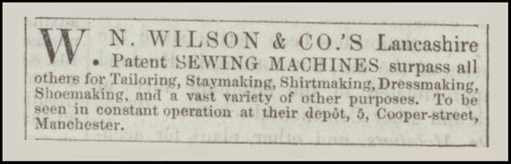 The Ashton Weekly Reporter - 11 October 1856