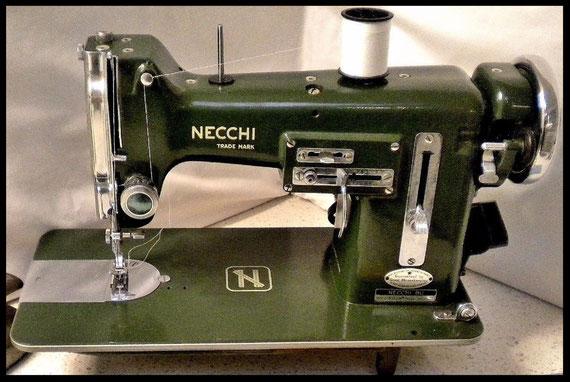 Necchi  BU serie NOVA