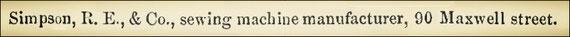 1859-60 Glasgow Directory