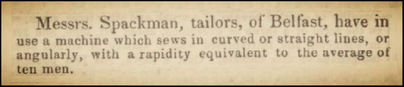 Lincolnshire Chronicle - 11 March 1853