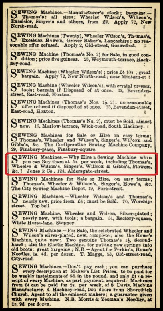 Clerkenwell News - Tuesday 14 April 1868