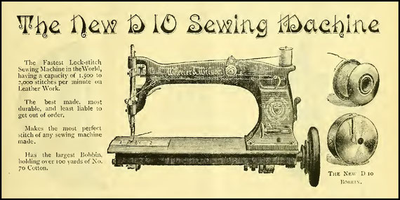 1887 February - The Sewing Machine Gazette