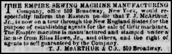 1862 - 510 Broadway N.Y.