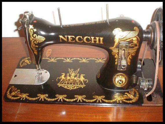 "Necchi  "" BD """