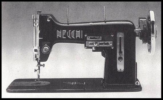 "After 1932   Necchi   "" BU """