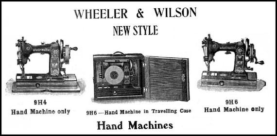 1904 -  W&W 9H4 & 9H6