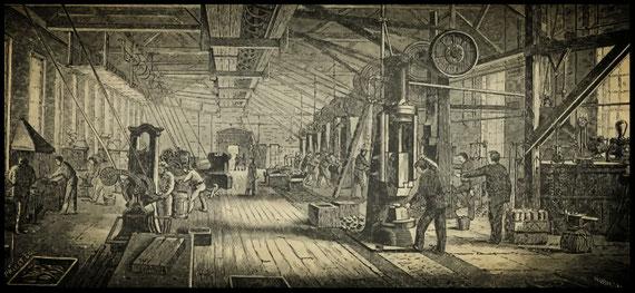 Forging Shop