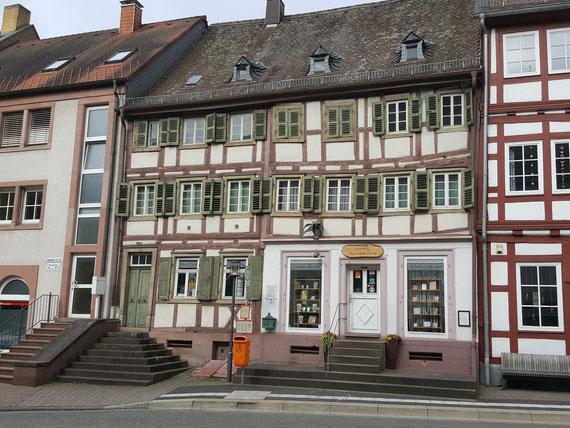 Altstadtrundgang Otterberg, Haus Ferkel