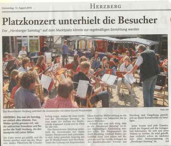 Harzkurier, 12.08.2010