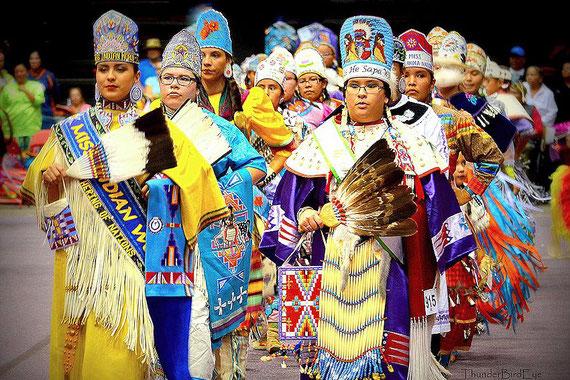 Black Hills powwow