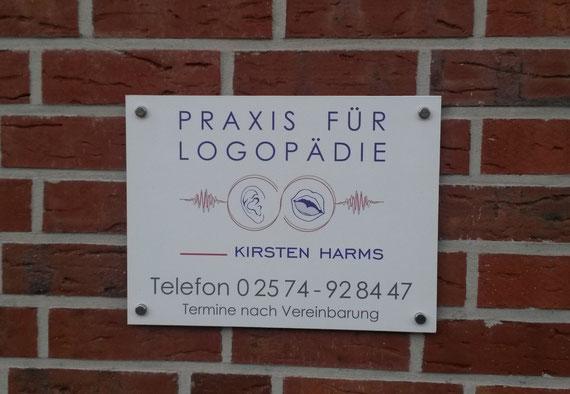 Praxis für Logopädie Kirsten Harms, Marktsstr. 20, 48369 Saerbeck