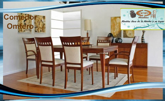 Comedores muebles de guatemala muebles san juan sac for Comedores finos
