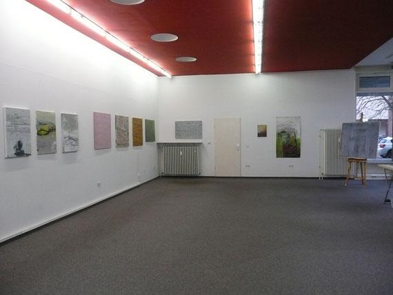 Ausstellungsansicht Allianzhaus