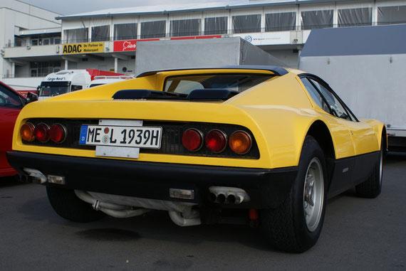 Ferrari 365 GT-4 BB - by AliDarNic (Modena Trackdays 2009)