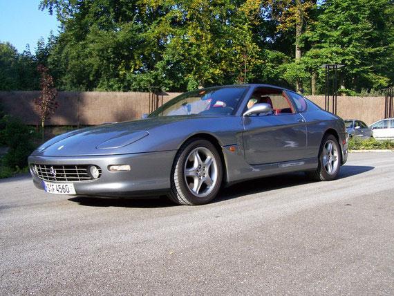 Ferrari 456 - by Alidarnic