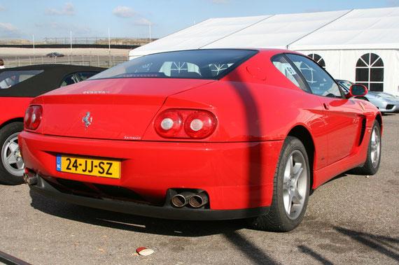Ferrari 456 - by Alidanic