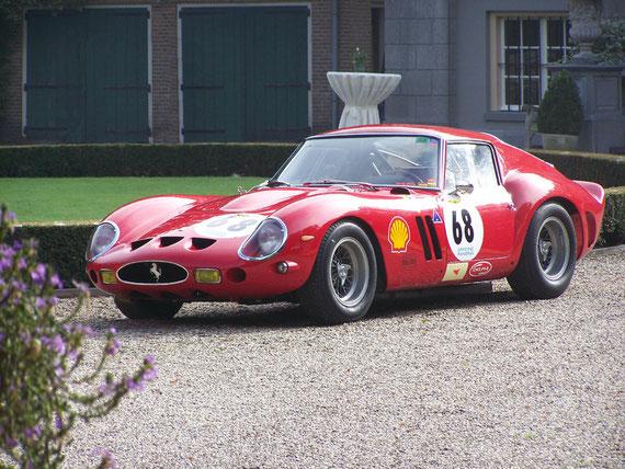 Ferrari 250 GTO - by Alidarnic