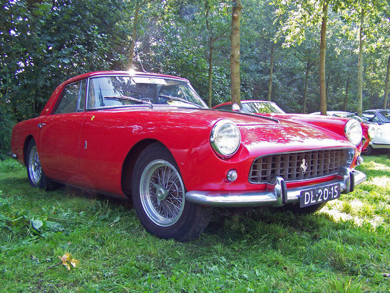 Ferrari 250 GT PF Coupé Series II - by AliDarNic